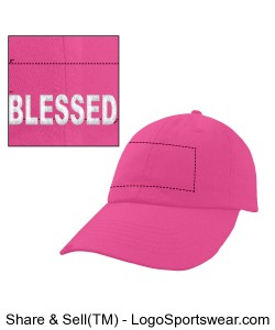 Too Blessed Design Zoom